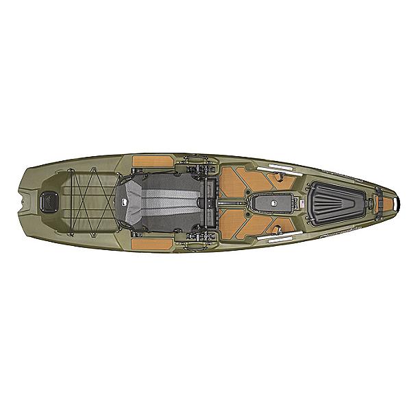 Bonafide SS107 Sit on Top Fishing Kayak 2021, Camo, 600