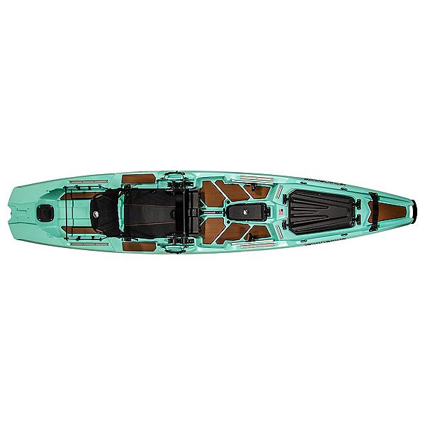 Bonafide SS127 Sit on Top Fishing Kayak 2021, , 600