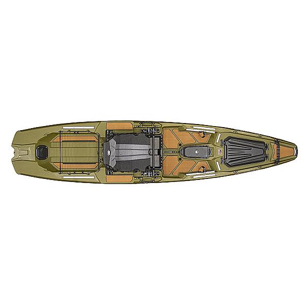 Bonafide SS127 Sit on Top Fishing Kayak 2021, Camo, 600