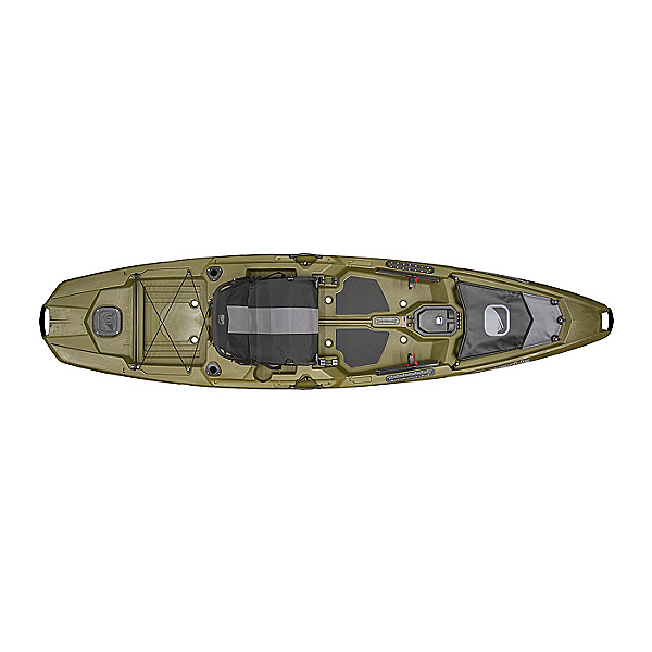 Bonafide RS117 Sit on Top Fishing Kayak 2021, Camo, 600