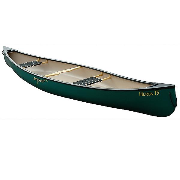 Esquif Canoes Huron 15 Touring Canoe, Green, 600
