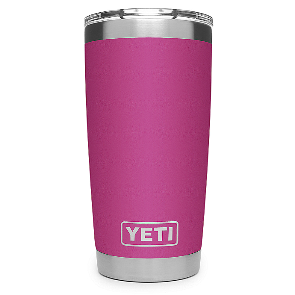 YETI Rambler 20 oz. Tumbler w/ MagSlider Lid- Limited Edition Prickly Pear Pink, Prickly Pear Pink, 600