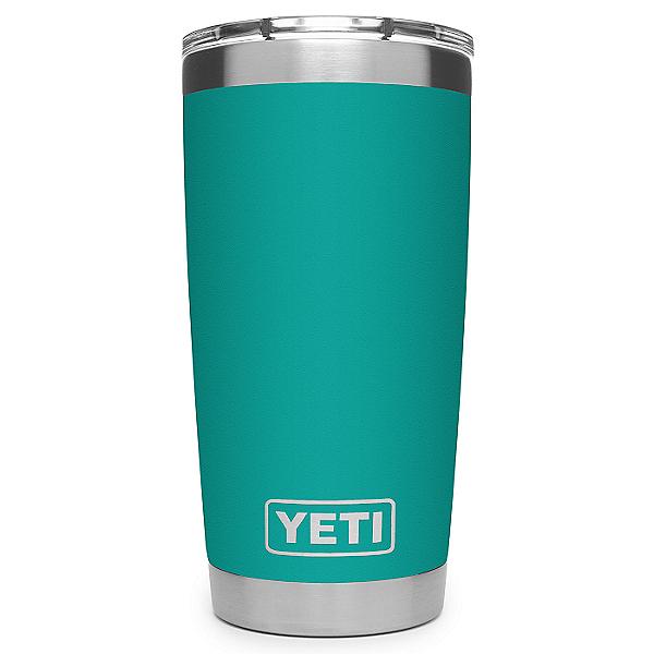 YETI Rambler 20 oz. Tumbler w/ MagSlider Lid- Limited Edition, Aquifer Blue, 600