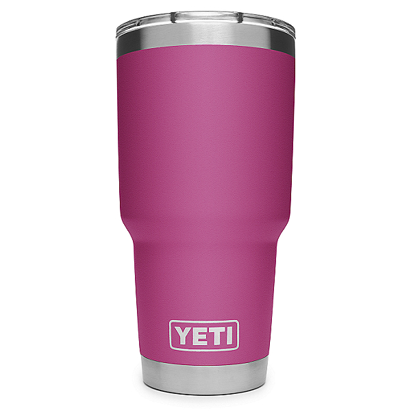YETI Rambler 30 oz. Tumbler w/ MagSlider Lid- Limited Edition Prickle Pear Pink, Prickle Pear Pink, 600