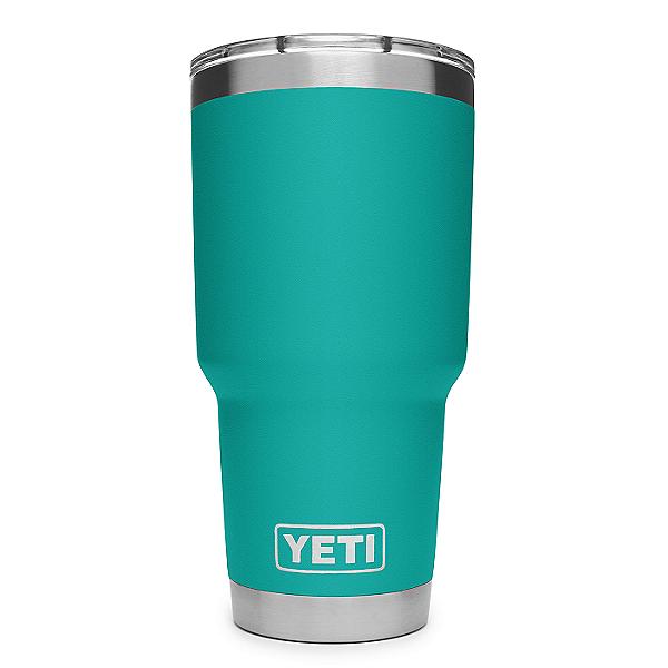 YETI Rambler 30 oz. Tumbler w/ MagSlider Lid- Limited Edition, Aquifer Blue, 600