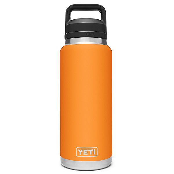 YETI Rambler 36oz. Bottle w/ Chug Cap- Limited Edition, King Crab Orange, 600