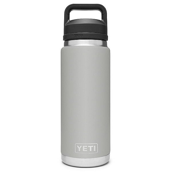 YETI Rambler 26 oz. Bottle w/ Chug Cap- Limited Edition, Granite Gray, 600