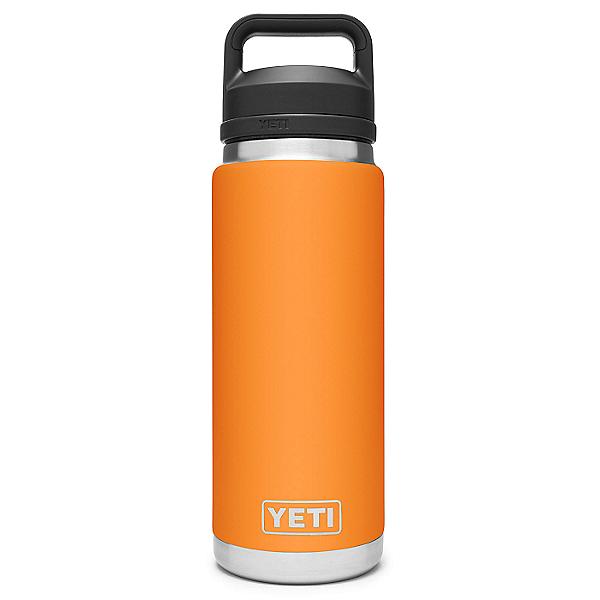 YETI Rambler 26 oz. Bottle w/ Chug Cap- Limited Edition, King Crab Orange, 600