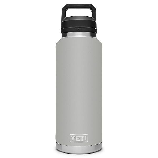 YETI Rambler 46 oz. Bottle w/ Chug Cap- Limited Edition, Granite Gray, 600