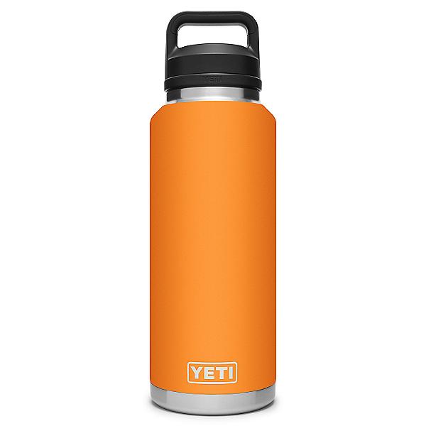 YETI Rambler 46 oz. Bottle w/ Chug Cap- Limited Edition, King Crab Orange, 600