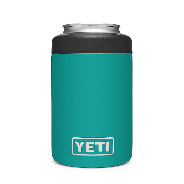Yeti Rambler 12 oz. Colster Can Insulator- Limited Edition, Aquifer Blue, 600