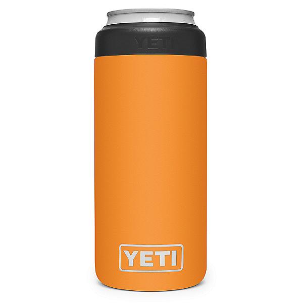 YETI Rambler 12 oz. Colster Slim Can Insulator- Limited Edition, King Crab Orange, 600