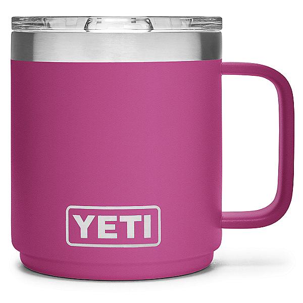 YETI Rambler 10 oz. Stackable Mug w/ MagSlider Lid, Prickly Pear Pink, 600
