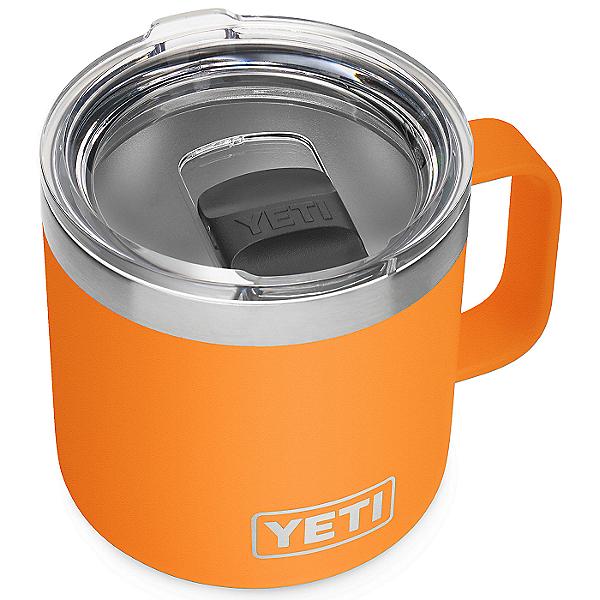 YETI Rambler 14 oz. Mug w/ MagSlider Lid, King Crab Orange, 600