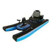 Riot Mako 9 Air Inflatable Pedal Drive Kayak 2020, , medium