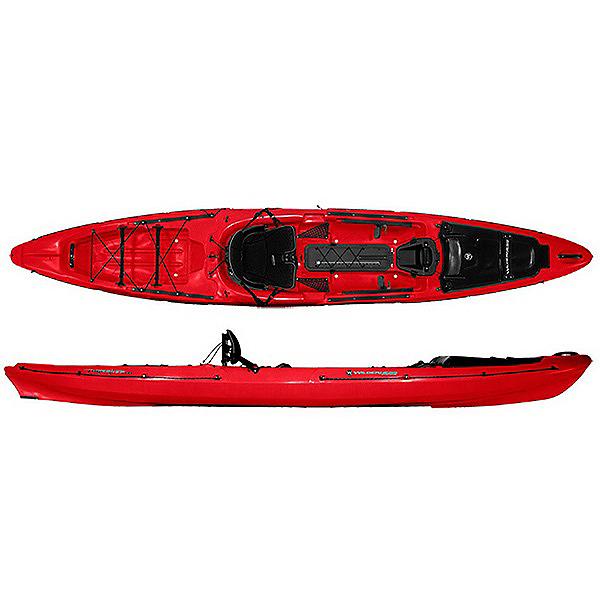 Wilderness Systems Thresher 140 Fishing Kayak, , 600