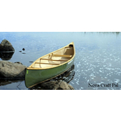 Nova Craft Canoe Pal 16 TuffStuff w/ Ash Gunwales, , medium