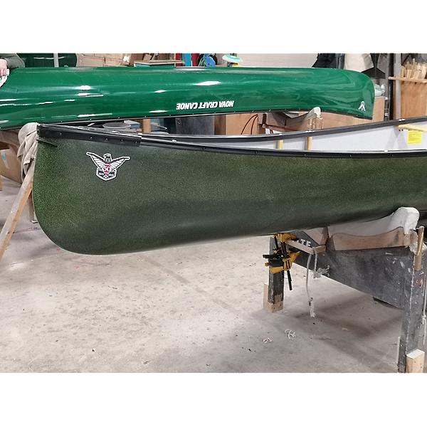 Nova Craft Canoe Prospector 16 SP3 Camo Green - 15ft 4in, Camo Green, 600