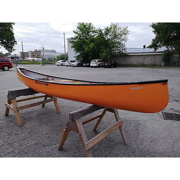 Nova Craft Canoe Prospector 16 SP3 w/ Additional Center Seat, , 600