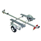 Trailex Single Light Duty Kayak Carrier Trailer (SUT-250-S), , medium