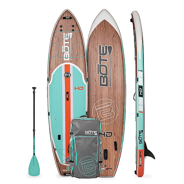 BOTE HD Aero 11'6 Inflatable SUP Package 2021, , 600
