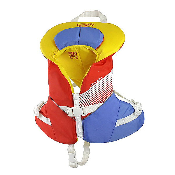 Stohlquist Child Life Jacket 2021, Orange Yellow, 600