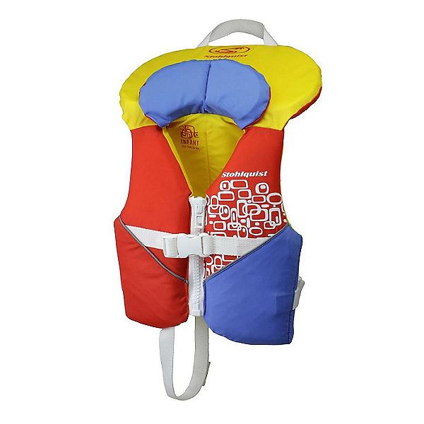 Stohlquist Infant Life Jacket 2021, Orange Yellow, 600