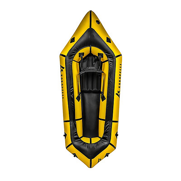 Kokopelli Rogue R-Deck (Removable Spraydeck) Inflatable Kayak 2021, , 600