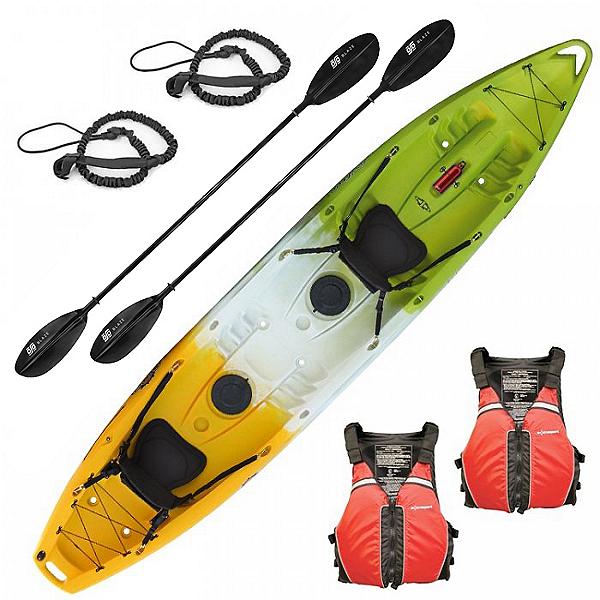 Feelfree Corona Tandem Kayak Deluxe Package