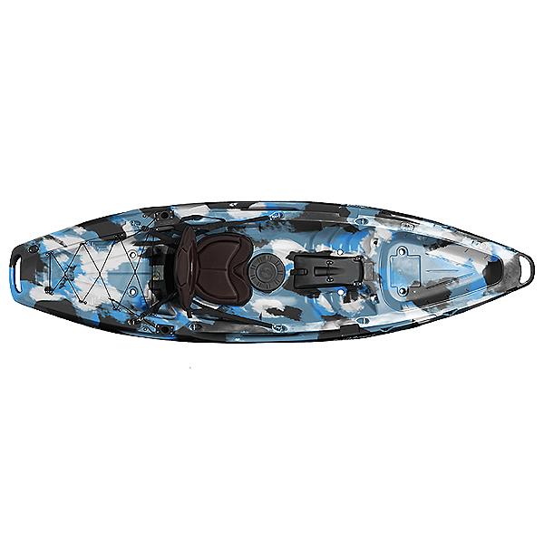 Feelfree Moken 10 Kayak, Blue Camo, 600