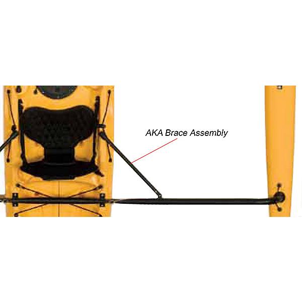 Hobie Island AKA Brace Assembly - Island Solo V1, , 600