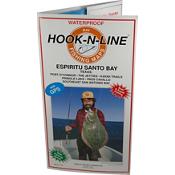 Hook-N-Line Map F135 Espiritu Santo Bay Fishing Map (With GPS), , medium