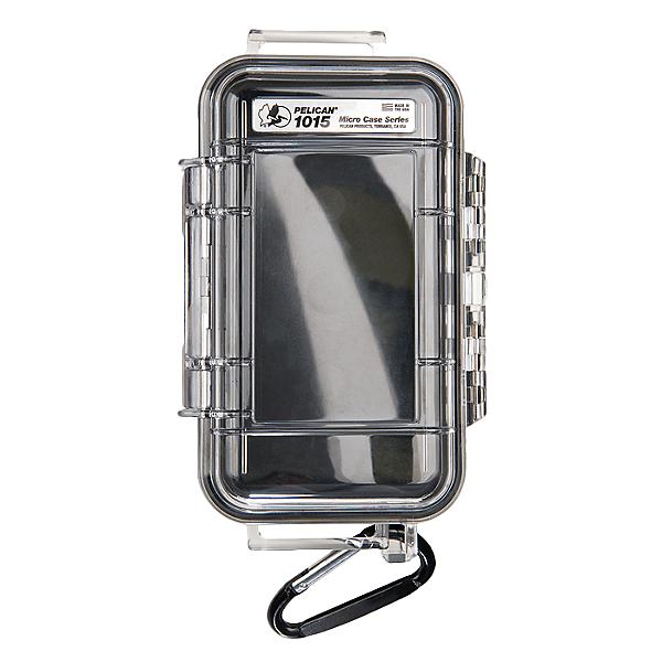 Pelican Micro Case 1015 Dry Box Black, Black, 600