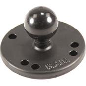 RAM Round Base with 1.0 Inch Ball, , medium