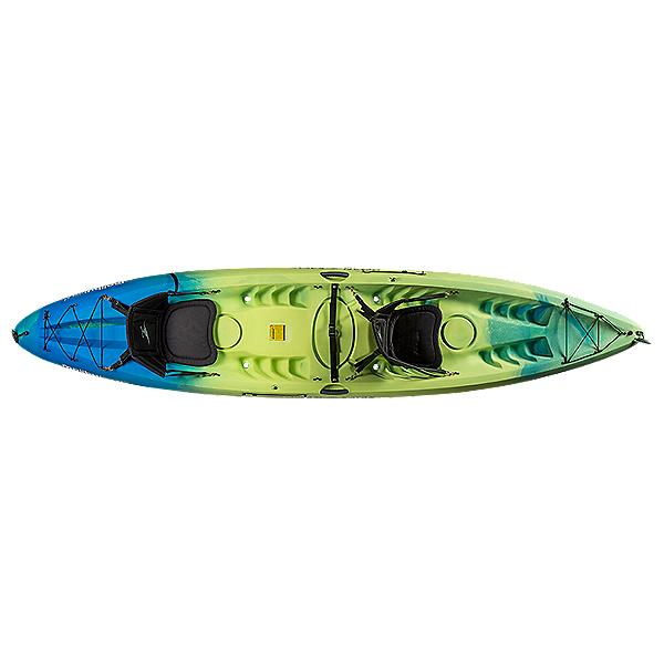Ocean Kayak Malibu 2XL Tandem Kayak, Ahi, 600