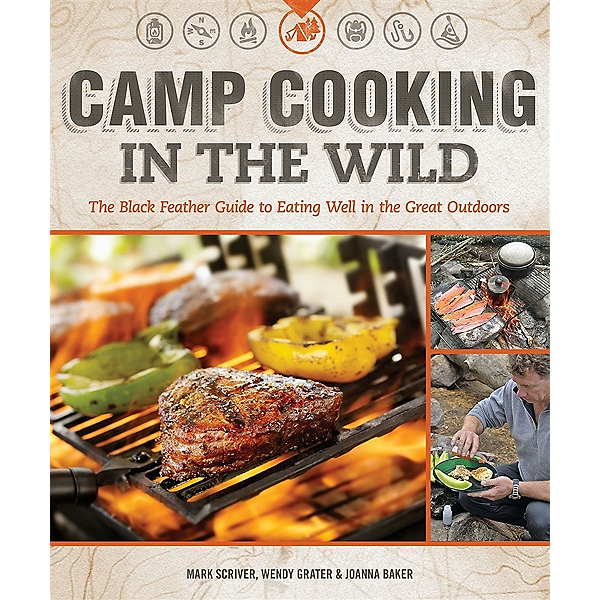Camp Cooking in the Wild Cookbook, , 600