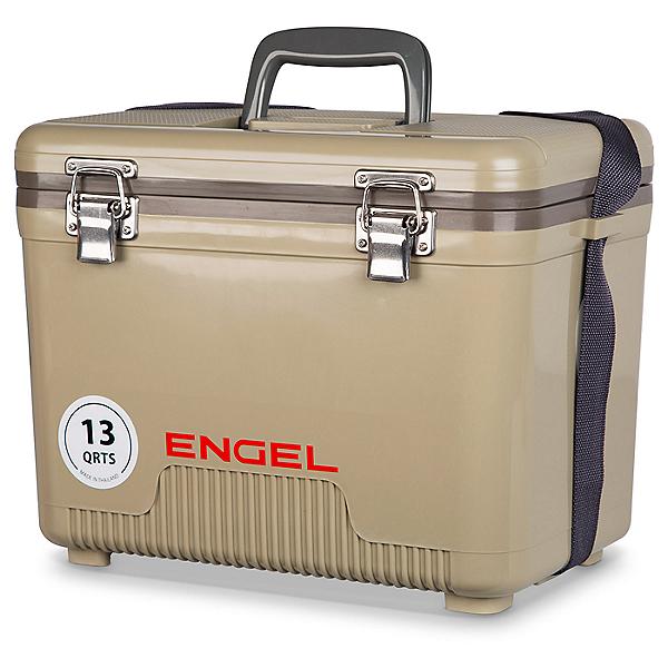 Engel 13 Quart Dry Box Cooler UC 13 Tan - 13, Tan, 600