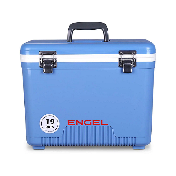 Engel 19 Quart Dry Box Cooler UC 19, Blue, 600