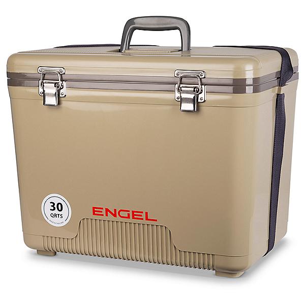 Engel 30 Quart Dry Box Cooler UC 30, Tan, 600