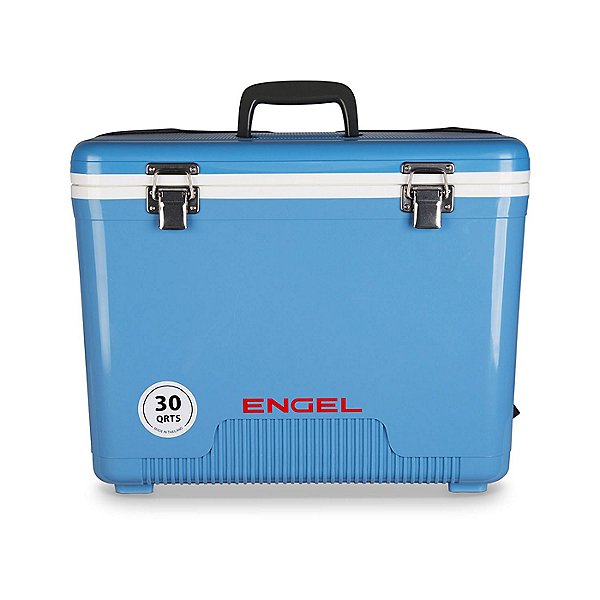 Engel 30 Quart Dry Box Cooler UC 30, Blue, 600