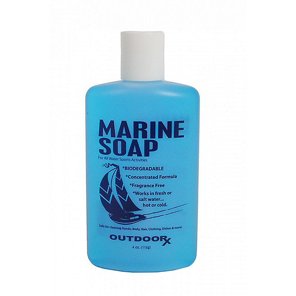 Outdoor Rx Biodegradable Marine Soap 4 oz., , 600