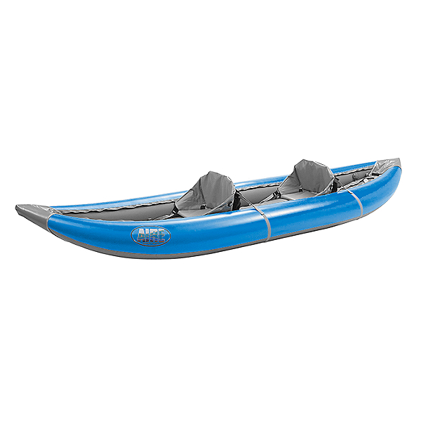 Aire Lynx II Inflatable Kayak Tandem, Blue, 600