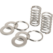 NRS Oarlock Stainless Spring Set 2021, , medium