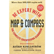 Be Expert with Map and Compass Book, , medium