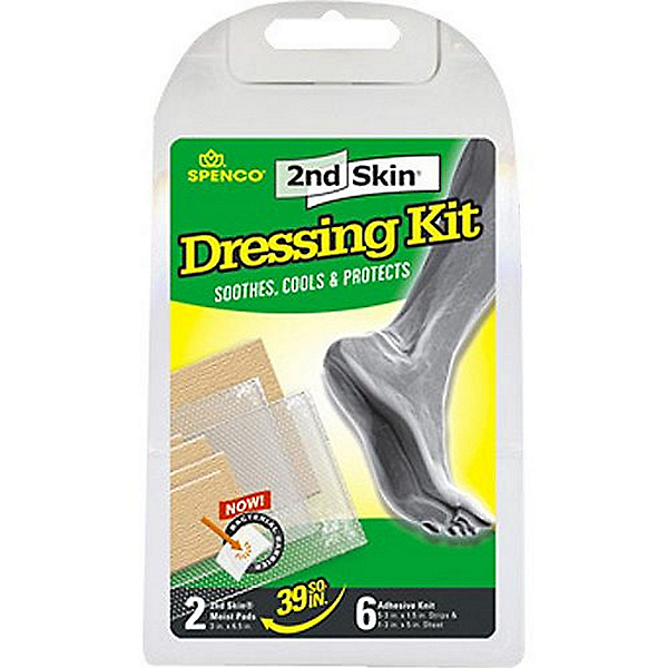 Accessories 2nd Skin Dressing Kit, , 600