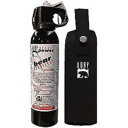 UDAP Magnum Bear Spray & Hip Holster - 9.2 ounces, , 256