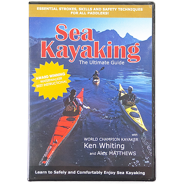 Ultimate Guide to Sea Kayaking DVD, , 600