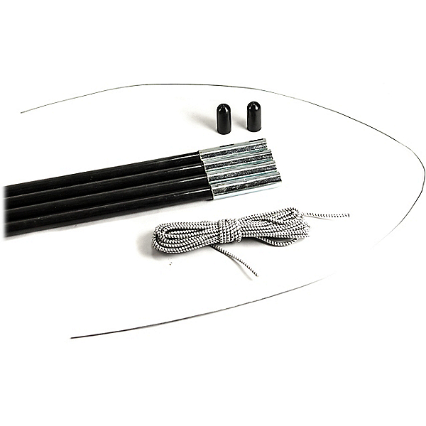 Eureka 12.7 mm Fiberglass Tent Pole Replacement Kit, , 600