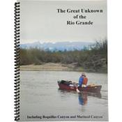 The Great Unknown of the Rio Grande Guide Book, , medium