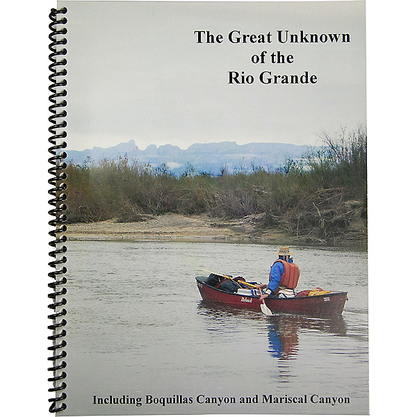 The Great Unknown of the Rio Grande Guide Book, , 600